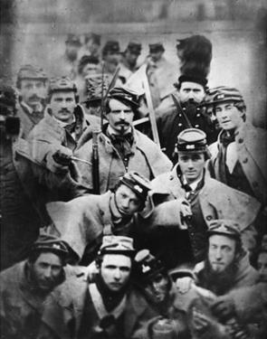 Richmond Grays, John Brown's Execution, 1859 by Science Source
