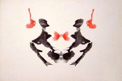 Rorschach Test Card No. 3