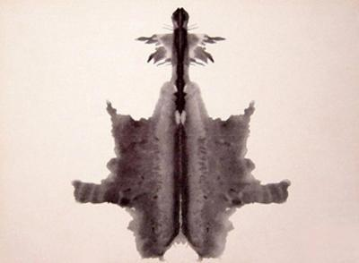 Rorschach Test Card No. 6 by Science Source