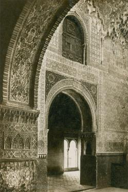 Sala de las dos Hermanas, Alhambra by Science Source