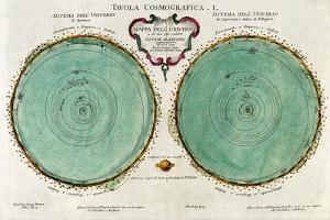 Star Map, 1777 by Science Source