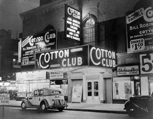 The Cotton Club, 1930's by Science Source