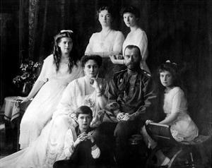 The Romanovs, Last Royal Family of Russia by Science Source