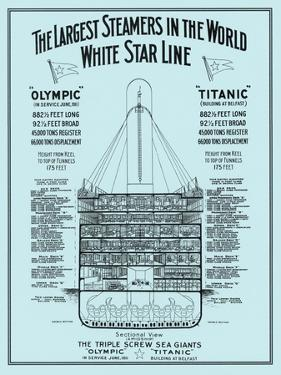 The Titanic by Science Source
