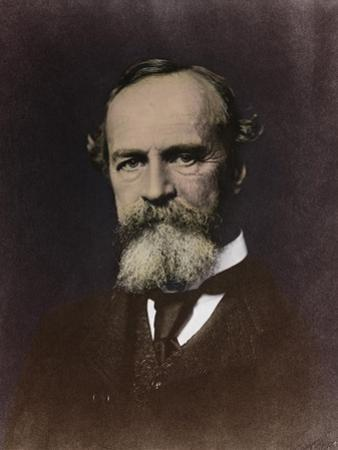 William James, American Philosopher by Science Source