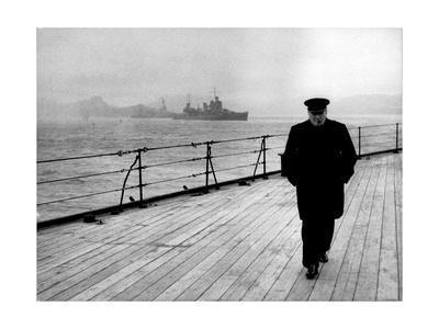 WWII, Winston Churchill, U.K. Prime Minister