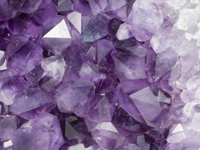 Amethyst Crystals by Scientifica