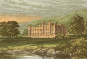 Scone Palace, 1879