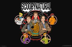 SCOOBY-DOO - SCOOBYNATURAL
