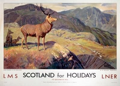 Scotland for Holidays