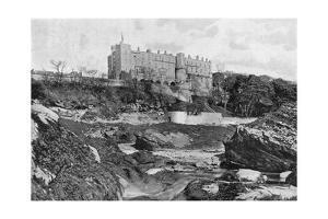 Scotland, Wemyss Castle