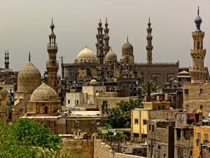 Islamic Cairo by Scott D. Haddow