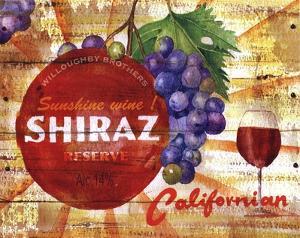 Californian Shiraz Reserve by Scott Jessop