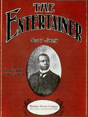 Joplin: Entertainer by Scott Joplin