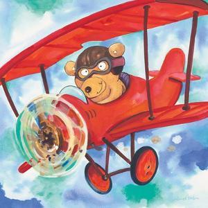 Action Bear by Scott Nelson