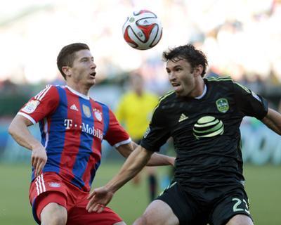 2014 MLS All Star Game: Aug 6, MLS All Stars vs Bayern Munich by Scott Olmos