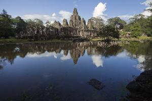 Bayon, the Premier Temple Within Angkor Thom by Scott S. Warren
