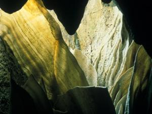Cave Decorations and Grotto, Carlsbad Caverns National Park, New Mexico, USA by Scott T. Smith