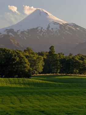 Villarrica Volcano, Villarrica National Park, Chile by Scott T. Smith