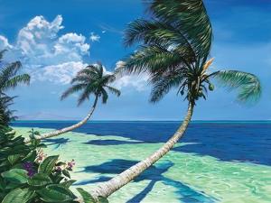 Beckoning Palms by Scott Westmoreland