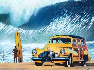Buttercup Buick by Scott Westmoreland