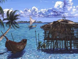 Caribbean Dreams by Scott Westmoreland