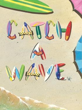 Catch a Wave by Scott Westmoreland
