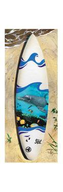 Dolphin Board by Scott Westmoreland