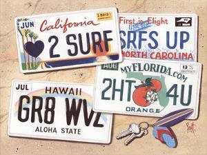 License Plates by Scott Westmoreland