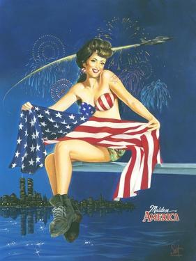 Maiden America by Scott Westmoreland