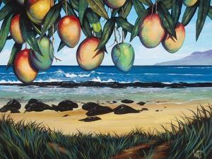 Mango Fruit by Scott Westmoreland