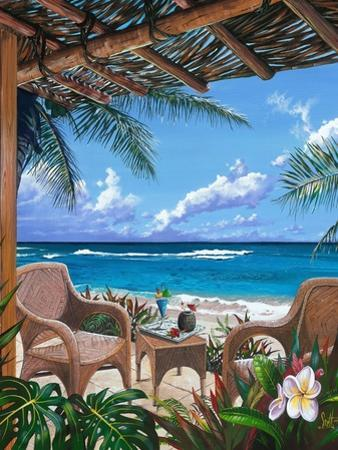 Paradise Porch by Scott Westmoreland