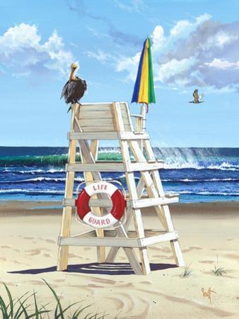 Pelican Perch by Scott Westmoreland