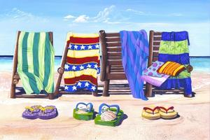 Sandals and Seats by Scott Westmoreland