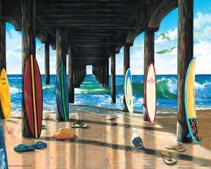 Scott Westmoreland- Pier Group by Scott Westmoreland