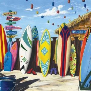 Scott Westmoreland- Surf Shack by Scott Westmoreland