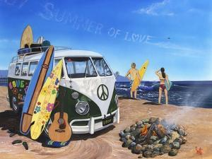 Summer of Love by Scott Westmoreland