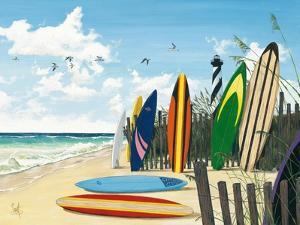 Surf Boards by Scott Westmoreland