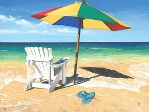 Surf, Sand Summer by Scott Westmoreland