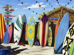 Surf Shack by Scott Westmoreland