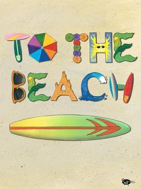 To the Beach by Scott Westmoreland