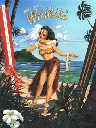Waikiki Girl