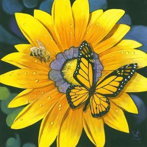 Yellow Flower by Scott Westmoreland