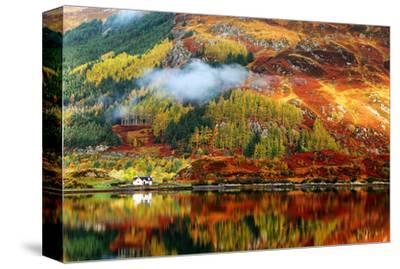 Scottish Highlands Fall Colors