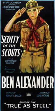 Scotty Of The Scouts - 1926