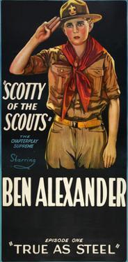 Scotty of the Scouts - True as Steel