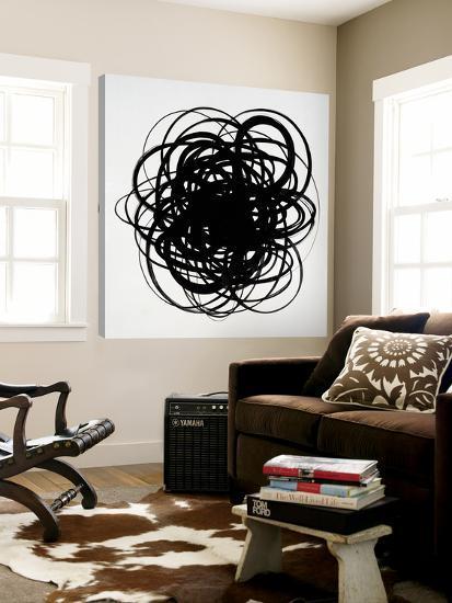 Scribbles II-Kc Haxton-Loft Art