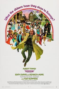 Scrooge, Albert Finney, 1970