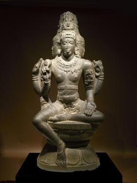 Sculpture of Shiva