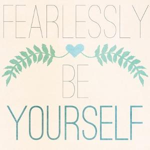 Fab Self II (Fearlessly Be Yourself) by SD Graphics Studio